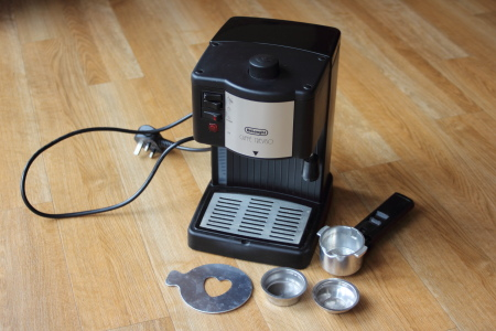 maxim express espresso cappuccino maker manual